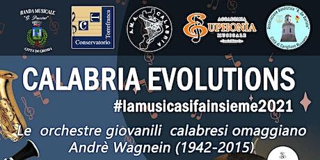 CALABRIA EVOLUTIONS tickets