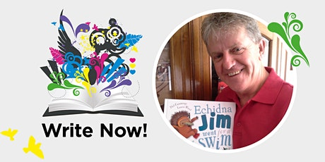 Write Now: Storytime with Phil Cummings tickets