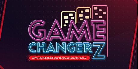 GamechangerZ (Gen Z BYB)_AUG 14, 2021 tickets