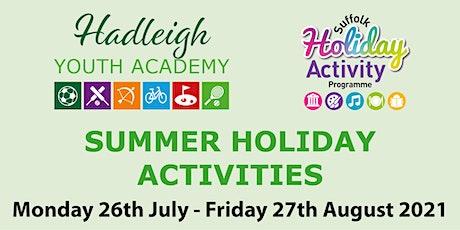 Summer Holiday Activities - DRAMA SCHOOL tickets