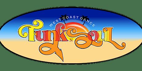 West Coast Funk n' Soul Dance Series + OG Scorpio Poplock Workshop tickets