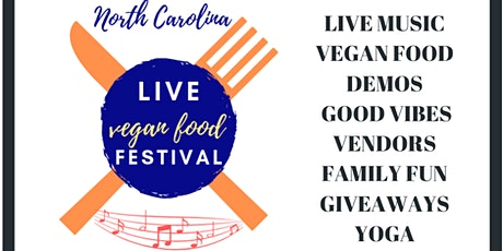 2nd  Annual Live Vegan Festival tickets