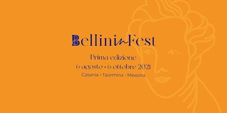 Presentazione della nuova incisione in CD del Pirata di Vincenzo Bellini biglietti