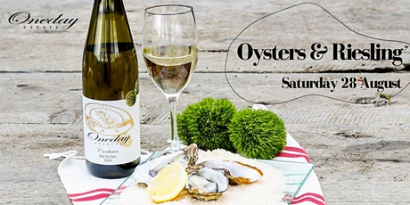 OYSTERS & RIESLING • 6-course degustation event tickets