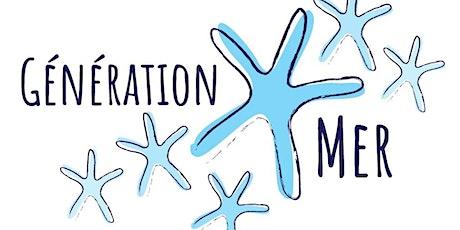 Génération mer : embarquez lors du Congrès international de la Nature billets