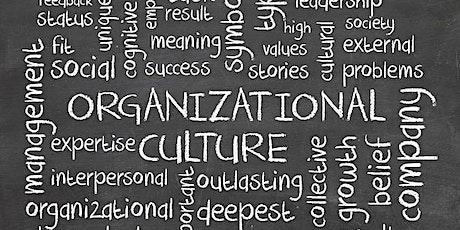 Models for Understanding Organisational Culture (Online) tickets