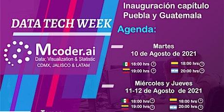 Data Tech Week 2021 boletos