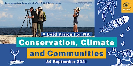 SOLD OUT! CCWA Annual Conference - A Bold Vision for WA tickets
