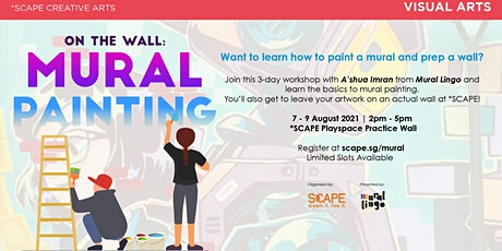 On The Wall: Mural Painting tickets