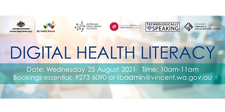 Digital Health Literacy with Technologically Speaking tickets
