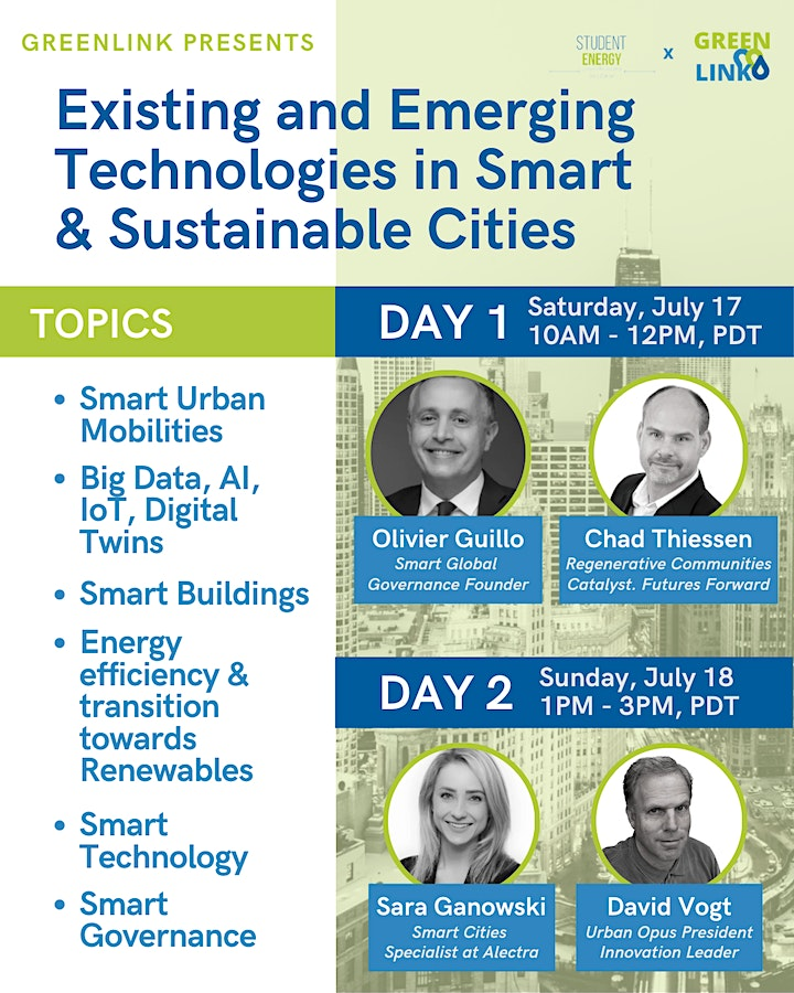 Existing and Emerging Technologies in Smart & Sustainable Cities image