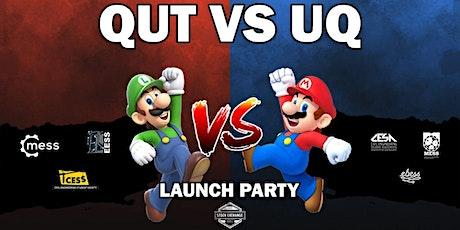 QUT vs UQ Launch Party tickets