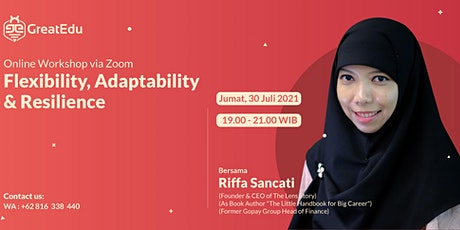 Flexibility, Adaptability & Resilience tickets
