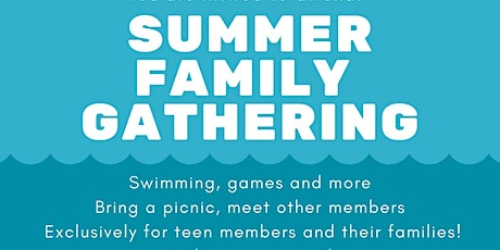 Family Event -  Summer Family Gathering tickets