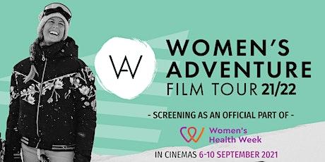 Women's Adventure Film Tour  21/22 - Melbourne (St Kilda) tickets