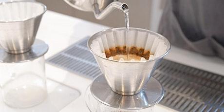 Hand Drip Coffee Brewing Workshop tickets