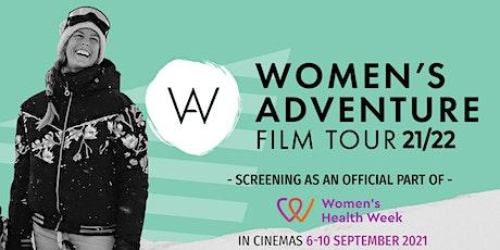 Women's Adventure Film Tour - Brisbane tickets