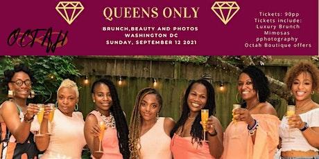 Brunch, Beauty & Photos: DC tickets