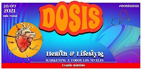 DOSIS: Heath & Lifestyle entradas