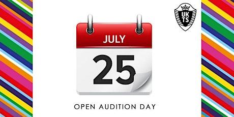 UKTheatreSchool Open Audition Day - July 25, 2021 tickets