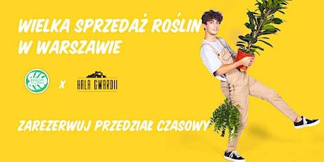 Wielka Sprzedaż Roślin w Warszawie tickets