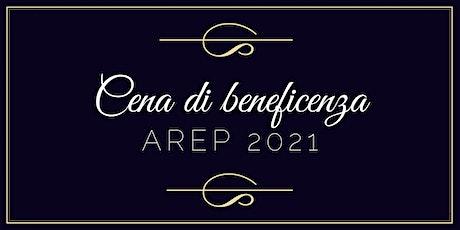 AREP Onlus - Cena di Beneficienza biglietti