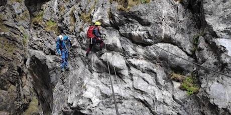 Klettersteigen im Zillertal Tickets