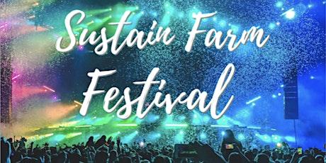 Sustain Farm Festival tickets