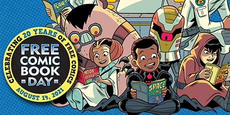 Free Comic Book Day 2021 at Impact Comics tickets