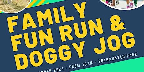 Mayor's Charity Family Fun Run & Doggy Jog tickets