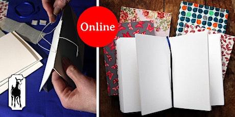 Book Binding: Saturday morning workshop tickets