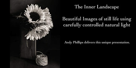 PHOTOGRAPHY TALK: The Inner Landscape tickets