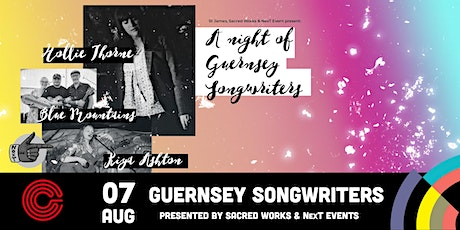 A night of Guernsey Songwriters tickets