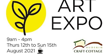 Art Expo 2021 tickets