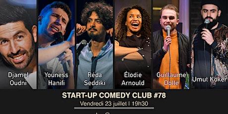 Start-up Comedy Club #78 billets