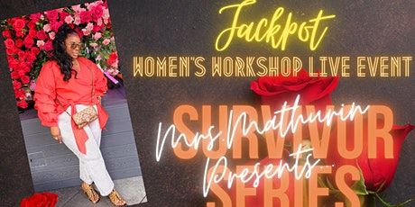 JACKPOT Women's Workshop LIVE Event tickets