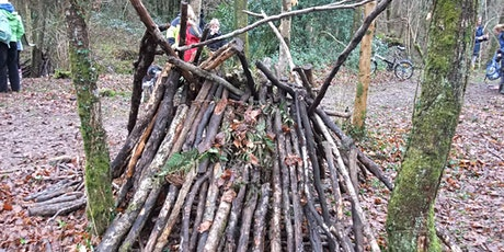 GowerSociety Youth den building and fire lighting tickets