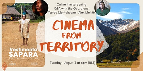 Cinema from Territory: film screening and Q&A with the Forest Guardians tickets