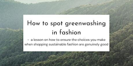 How to spot greenwashing in fashion biglietti