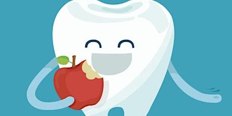 HAF Summer Holiday Activity – Healthy Food and Healthy Teeth tickets