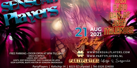 Sensual Players Party tickets
