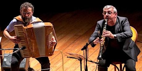 Mirabassi - Zanchini Duo @ Giardino per tutti biglietti