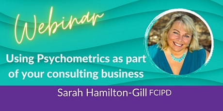 Using Psychometrics , 360 & Surveys as part of your  HR Consultancy tickets