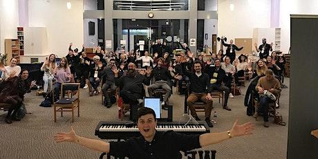 FREE TASTER EVENT  - Launch of Manchester Choir - West End Musical Choir tickets