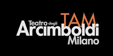 Fuorisalone 2021, progetto Vietato l'ingresso - TAM Teatro degli Arcimboldi biglietti