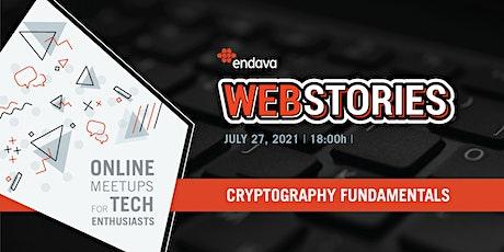 Endava Web Stories: Cryptography fundamentals biglietti