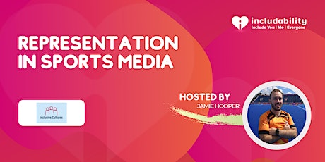 Representation in Sports Media - The Diversity Discussion tickets