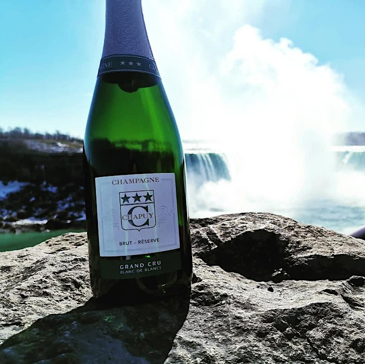 Exploring Champagne with Annette Scarfe MW and Marine Chantepy image