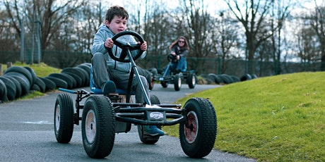 August  - Sat & Sun Bikes ,Trikes, & Go Karts at Glasgow Green Cycle Track tickets