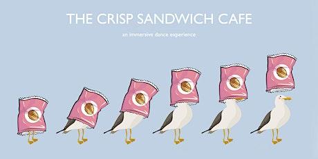 The Crisp Sandwich Cafe - Manchester tickets